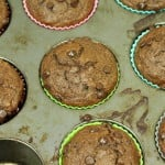 Kid Approved Chocolate Banana Muffin Recipe
