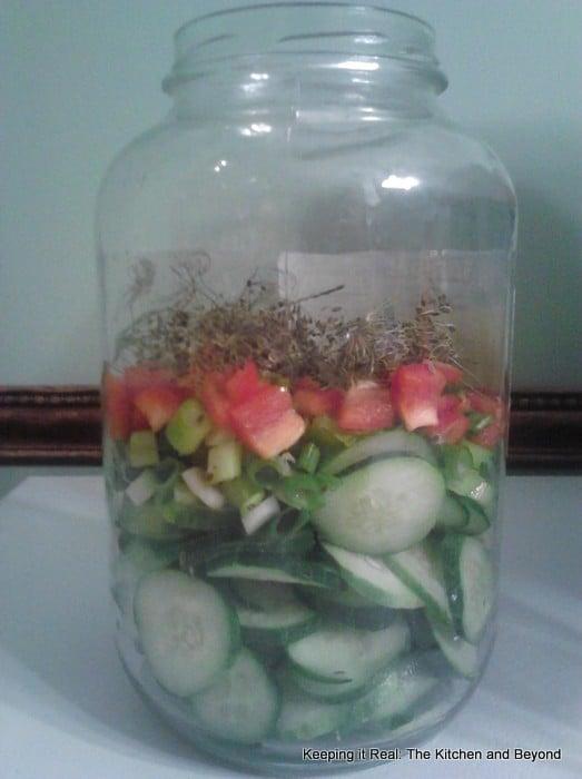 simple pickle recipe