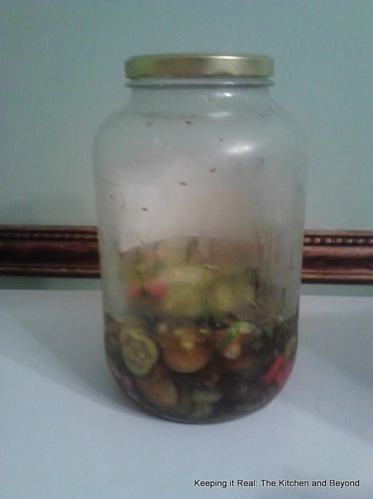 easy pickle recipe