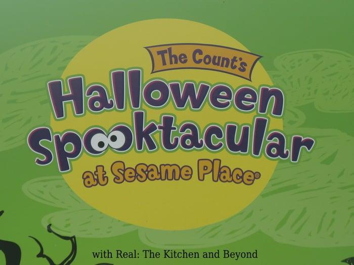 sesame place halloween spooktacular
