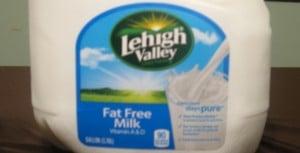 Lehigh Valley Milk