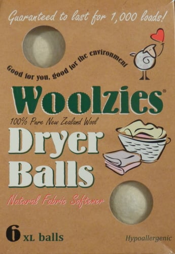 Great replacement for chemical filled dryer sheets