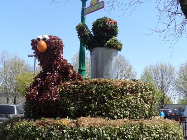 Sesame Place ~ great vacation day for kids and adults