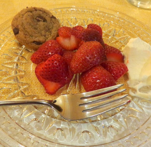 A Philly CowShare Dessert and Challenge