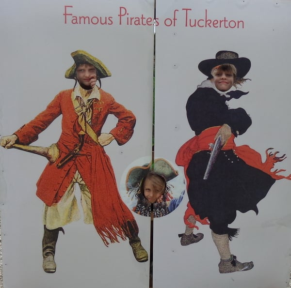 Fun day at Tuckerton Seaport's Pirates and Privateers Festival