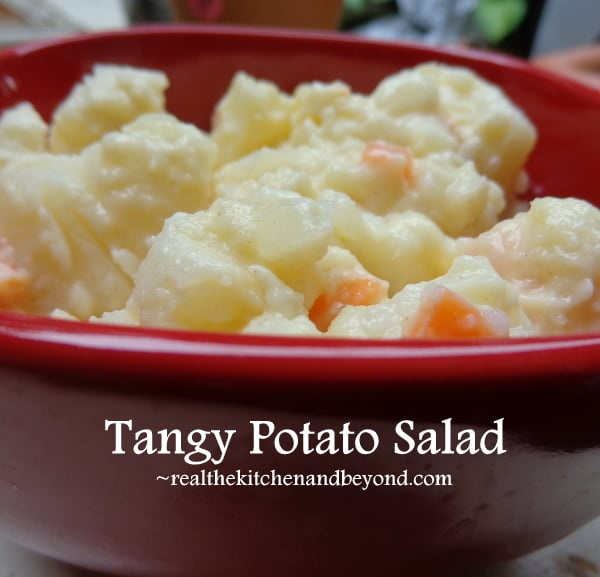 My favorite potato salad and it's #glutenfree