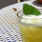 This light refreshing pineapple mint refresher will hydrate and energize you or add a special touch to a nice picnic