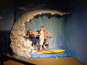 Adventure Aquarium is the perfect size for little ones. Have a fun day trip or make it part of your vacation