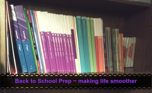 #Tips to make back to school (or homeschool) smoother
