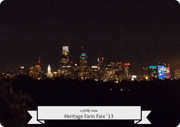 Heritage Farm Fare featured a gorgeous view showcasing our city, local foods, and restaurants all for a great cause.