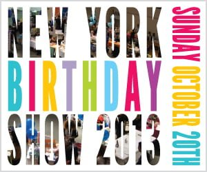 Join us at the NY Science Hall in Queens for the biggest birthday show to hit NY