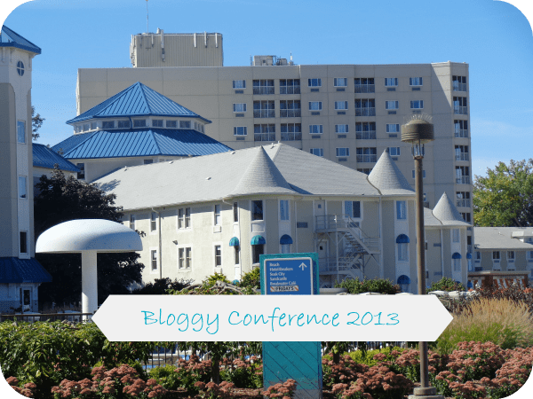 Bloggy Conference ~ a conference that lets you learn and netowrk in a relaxed environment