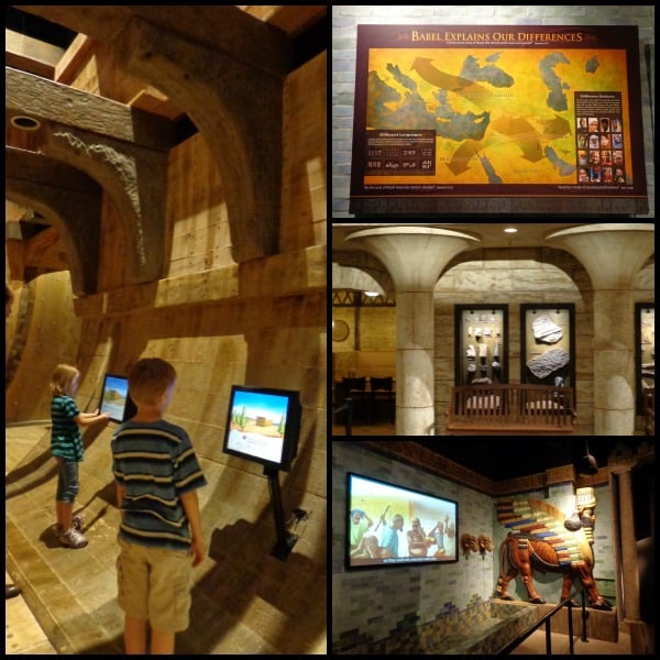 creation museum ark