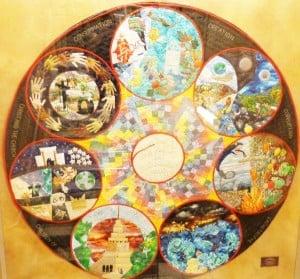 creation museum quilt