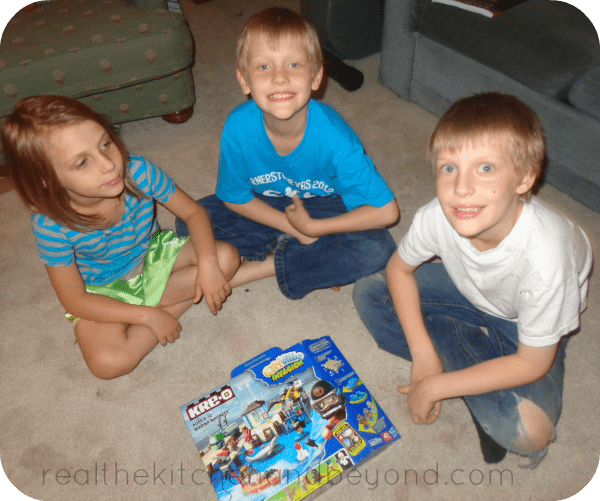 kreo cityville mini figure and coupon giveaway