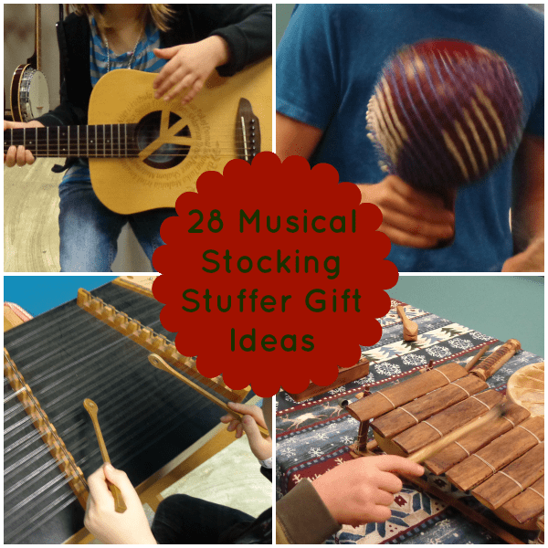 28 music gift ideas