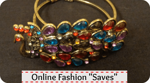 FInding frugal fashion saves online