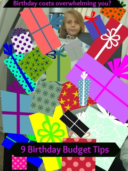 9 birthday budget tips to have a smashing birthday on a budget