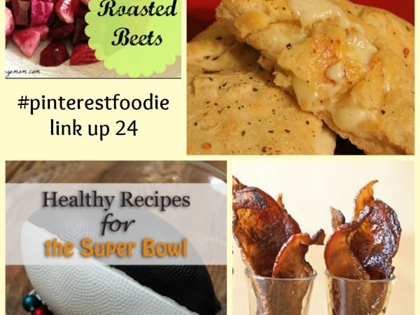 featured posts from #pinterestfoodie link up 24