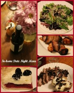 date night food pictures