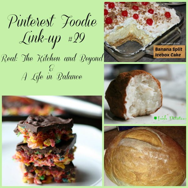 Pinterest Foodie Link up 29