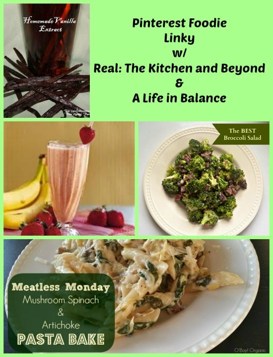 pinterest foodie linky pictures