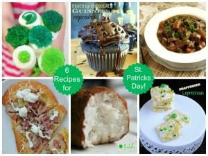 St. Patrick's Day Recipe Pictures