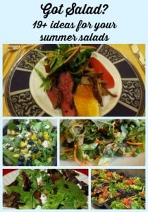 19 summer salad ideas