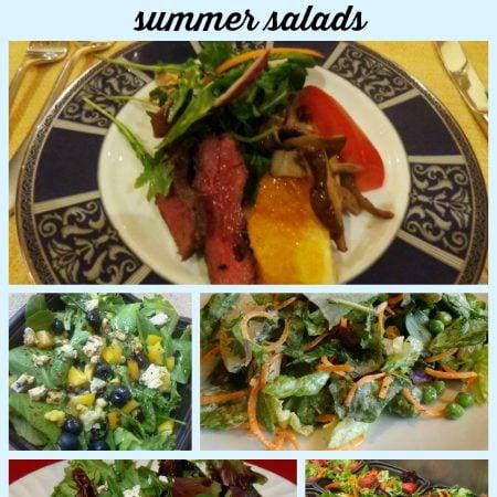 19 summer salad ideas