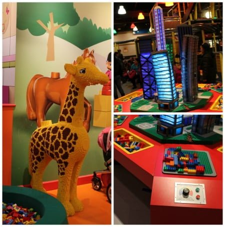 DUPLO Play areas LEGOLAND Discovery Center