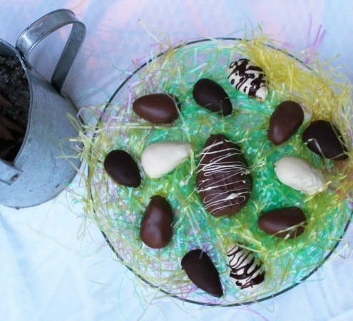 Chocolate Covered Peanut Butter Eggs