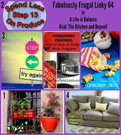 Fabulously Frugal 64 Featured Pictures