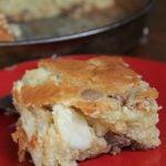 Gluten-free Apple Coffee Cake