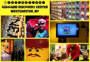 LEGOLAND Discovery Center Westchester NY highlight pictures