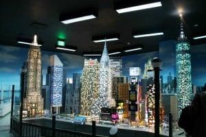 NYC Miniland LEGOLAND Discovery Center Westchester
