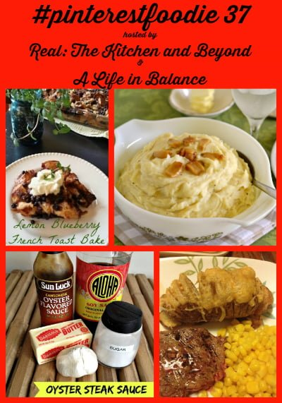 #pinterestfoodie 37 featured post pictures