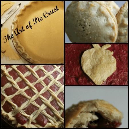 Pictures of pie crust