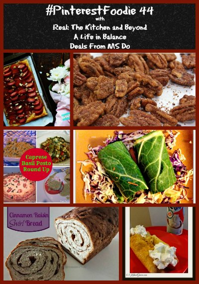 PinterestFoodie 44 featured pictures