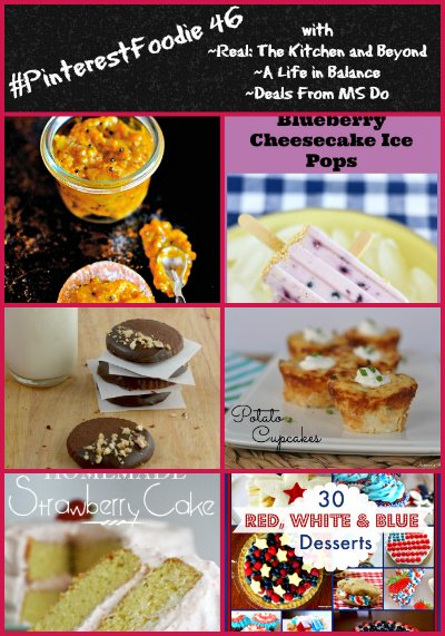 #PinterestFoodie 46 images for featured posts