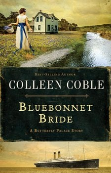 Bluebonnet Bride by Colleen Coble book cover