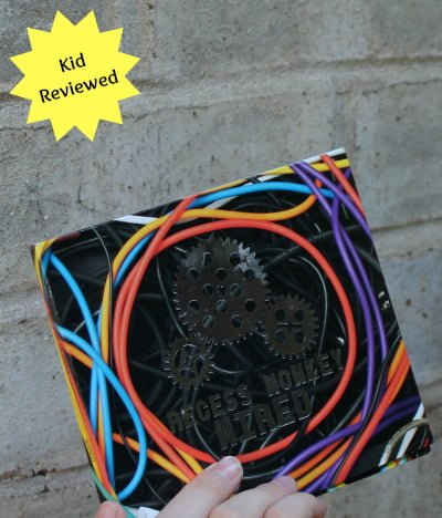 wire recess monkey kid reviewed
