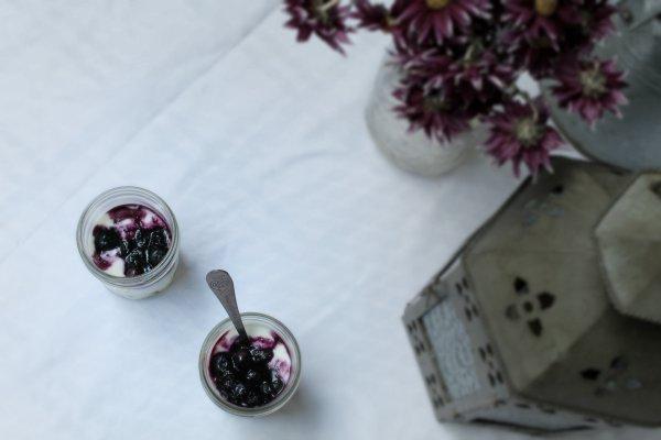 Cherry Berry Cheesecake Parfaits