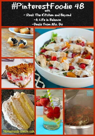 #PinterestFoodie 48 featured images