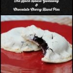 The Spice House Giveaway and Chocolate Cherry Pie Recipe