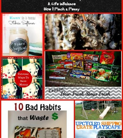 fabulously frugal 78 featured posts