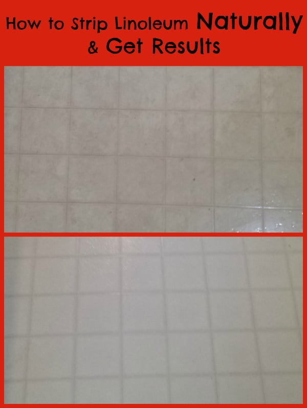 How to Strip a Linoleum Floor Naturally