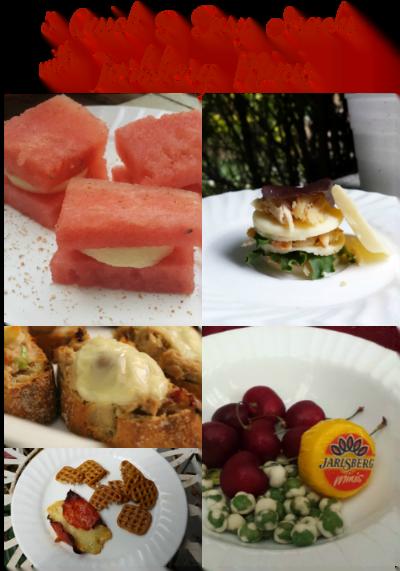 quick and easy snack ideas jarlsberg minis