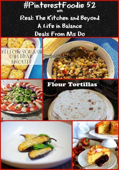 #PinterestFoodie 52 - Featured Images