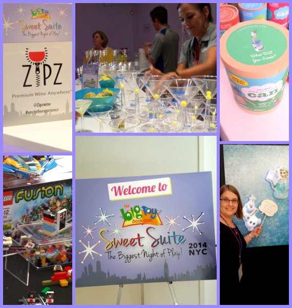 Sweet Suite 2014 Highlights