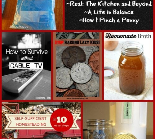 fabulously Frugal Thursday 82 highlights